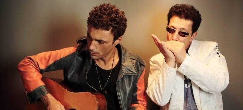 Bon Jovi - Alex Britti - One Wild Night - Io Con La Ragazza Mia Tu Con La Ragazza Tua