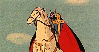 La spada di re art cartoni animati testo e accordi per - Re artu e i cavalieri della tavola rotonda trama ...