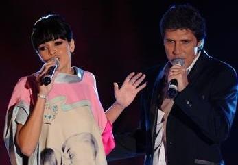 Fino in fondo Luca Barbarossa e Raquel Del Rosario Testo e accordi per chitarra Sanremo 2011