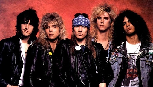 Sweet Child O' Mine Guns N' Roses Testo e Accordi per Chitarra