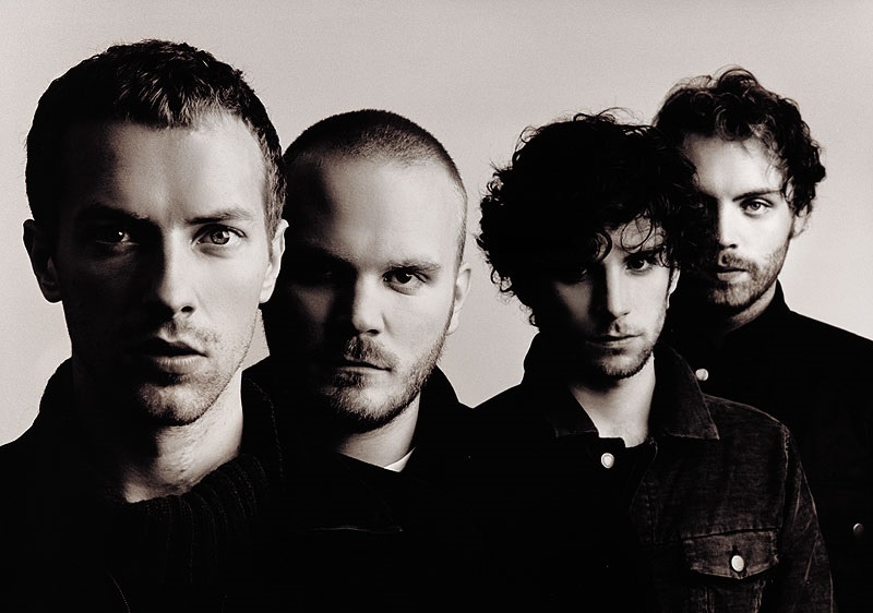Magic Coldplay Testo e Accordi per Chitarra