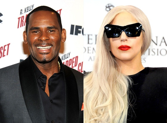 Lady Gaga R. Kelly