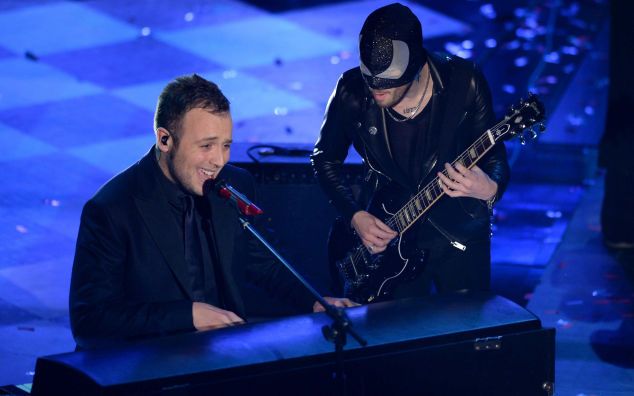 Raphael Gualazzi ft. The Bloody Beetroots