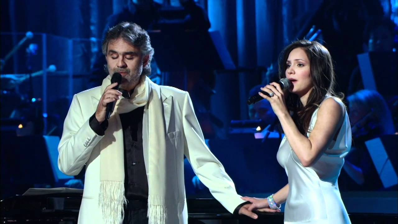 Andrea Bocelli feat Sarah Brightman