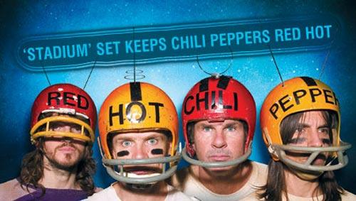 Can't Stop Red Hot Chili Peppers Testo e Accordi per Chitarra