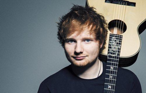 Ed Sheeran Accordi Chitarra